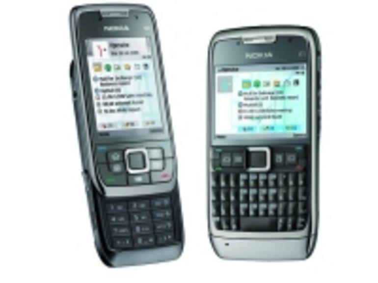Nokia renouvelle sa gamme professionnelle avec les E66 et E71
