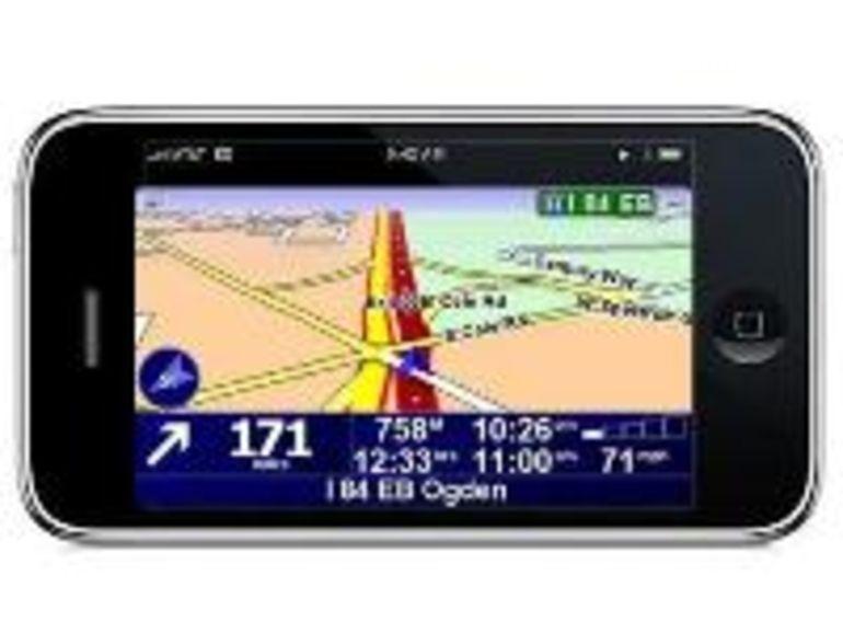 Iphone 3G : le vrai guidage par GPS arrive
