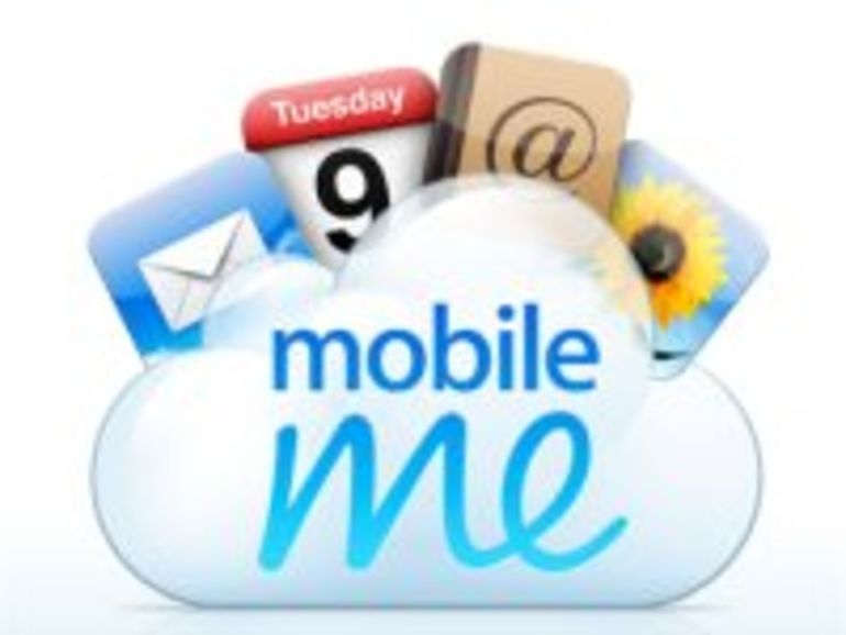 Lancement d'Apple MobileMe compatible iPhone