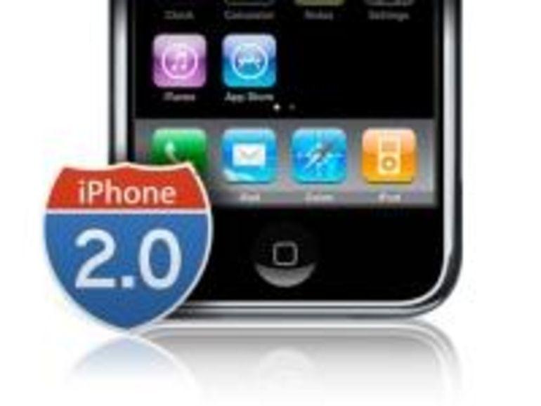 Bientôt le firmware 2.1 pour iPhone !