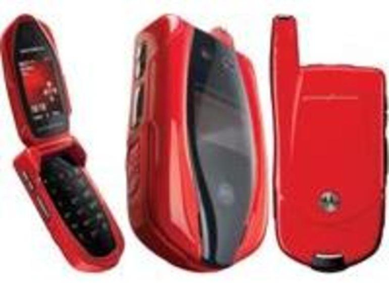 Motorola i877r, le mobile dessiné par Pininfarina