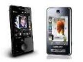 Face à face: Samsung Player Style F480 vs HTC Touch Diamond