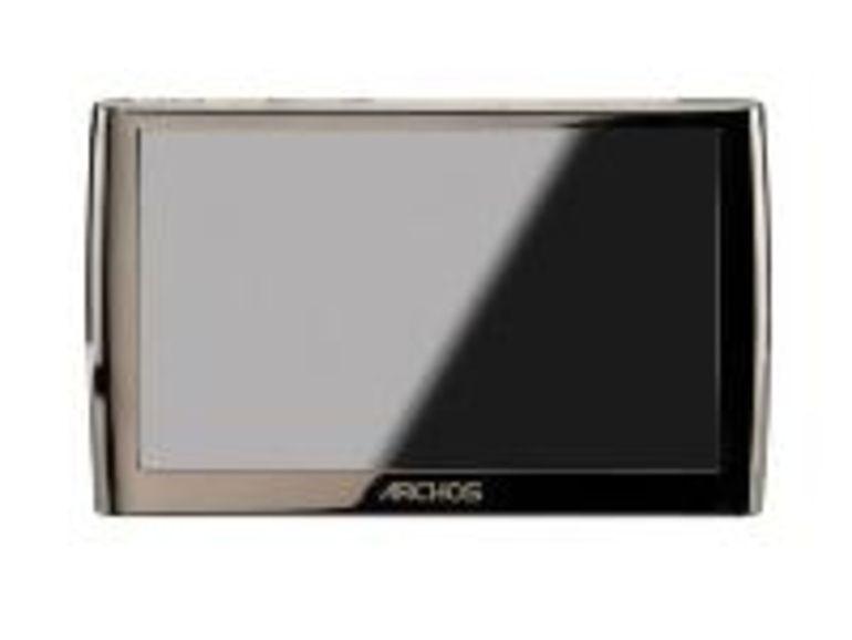 Archos 5, 5G, 7 : des tablettes internet multimédia suréquipées
