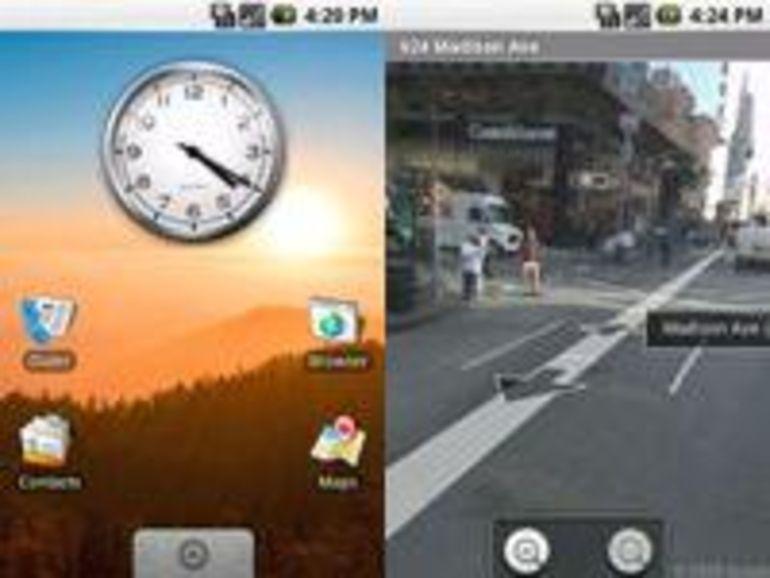 Android Market, un App Store pour téléphones sous Android