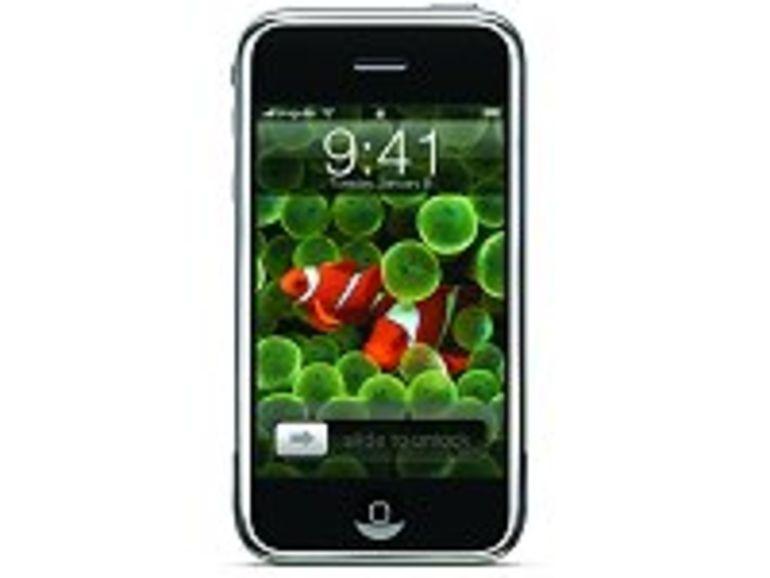 Apple livre le firmware 2.0.1 pour iPhone