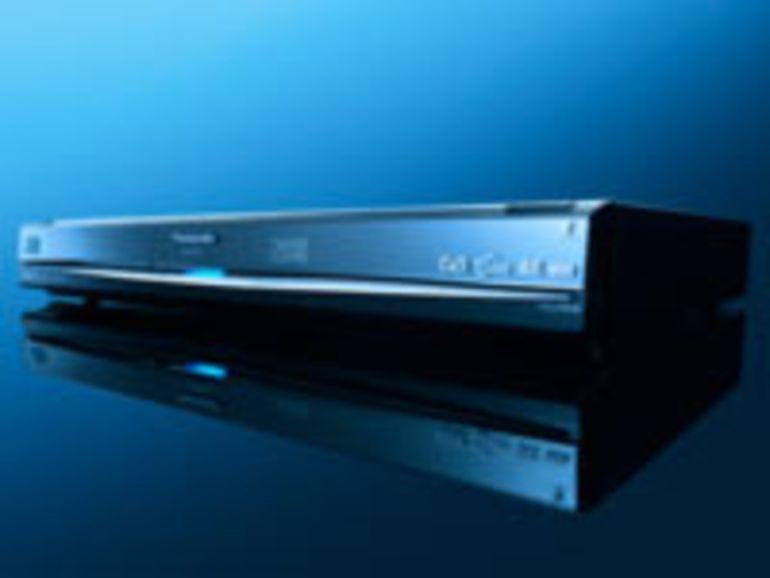 Panasonic DMR-BW500, un enregistreur HD à disque dur et Blu-ray