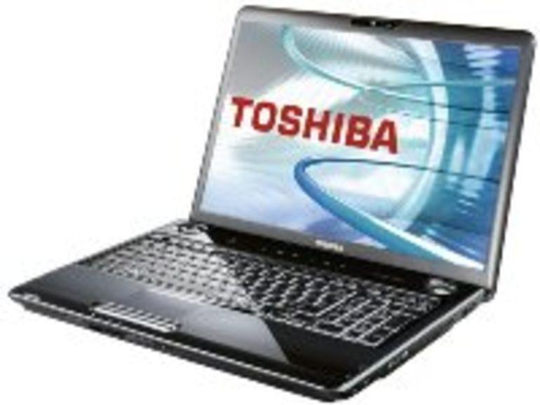 Toshiba Satellite P300-1BB