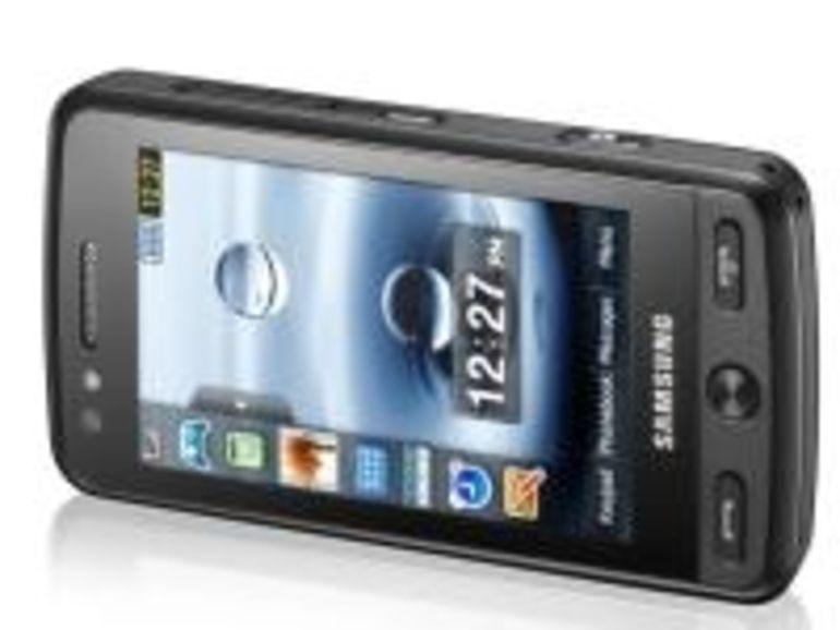 Samsung Player Pixon : le photophone tactile