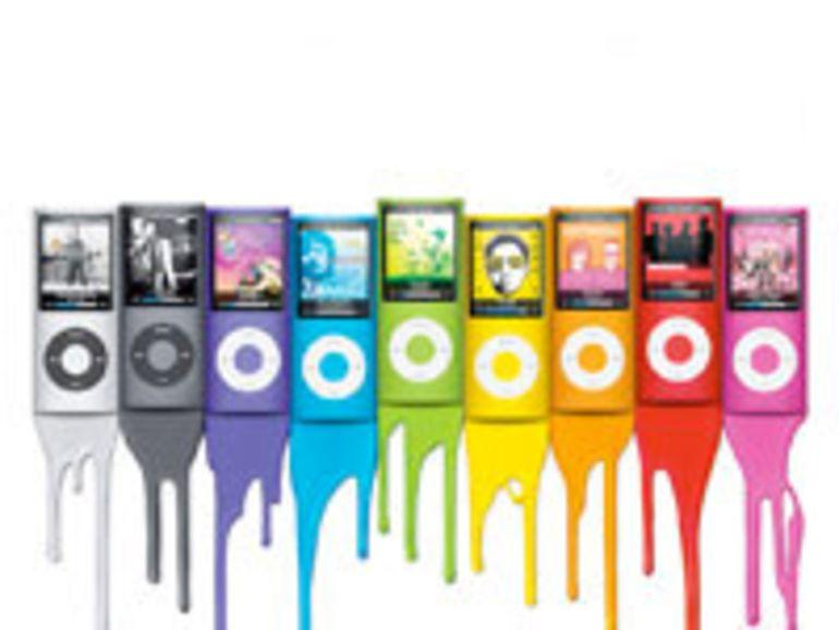 Apple donne un coup de jeune à ses iPod, l'iPhone et iTunes