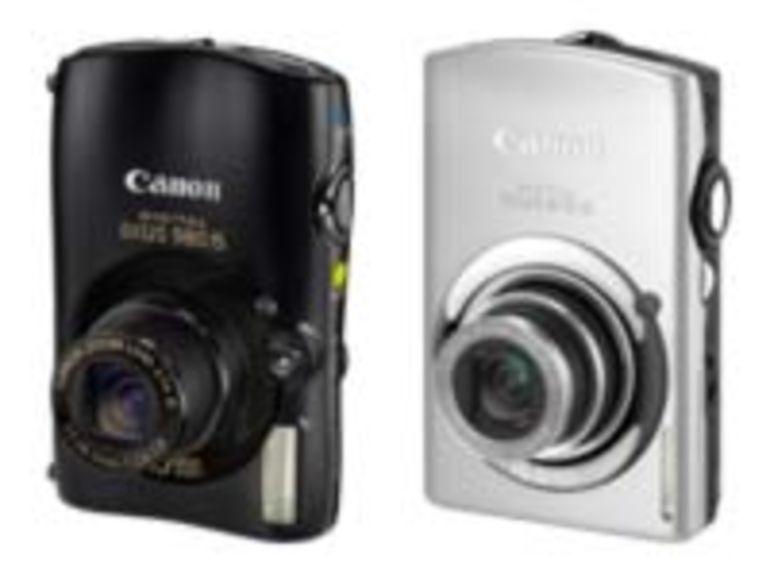 Ixus 870 IS et Ixus 980 IS assure la relève des Canon 860 IS et 960 IS