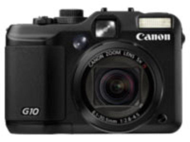 Le Canon PowerShot G10 corrige les défauts du G9