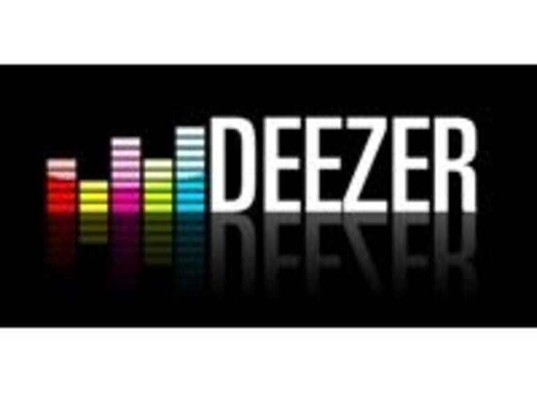 Deezer est disponible sur l'iPhone !