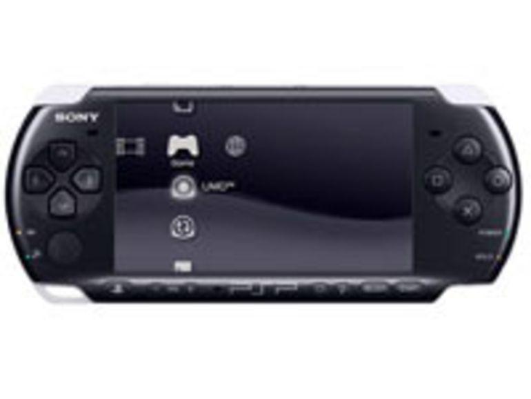 Autonomie revue à la baisse pour la PSP-3000