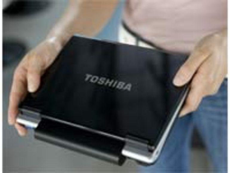 Toshiba succombe à son tour à la mode des netbooks