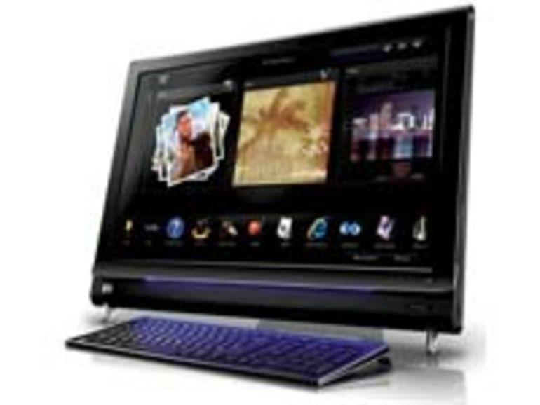 IQ804 et IQ816 : deux nouveaux PC TouchSmart tout-en-un chez HP