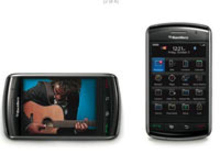 Blackberry Storm: cafouillages chez SFR