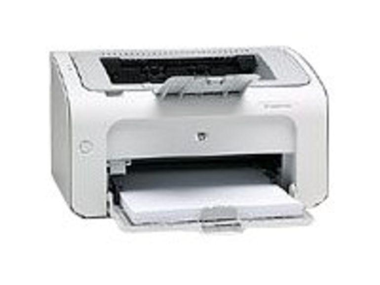 HP LaserJet P1005