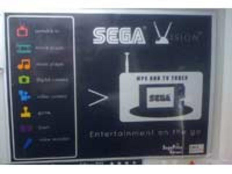 Sega Vision : Sega revient sur le marché des consoles portables
