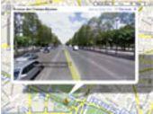 Les rues de 6 villes françaises intégrées à Street View