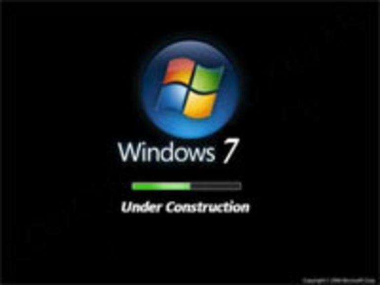Windows 7 optimisé pour les disques SSD et les netbooks