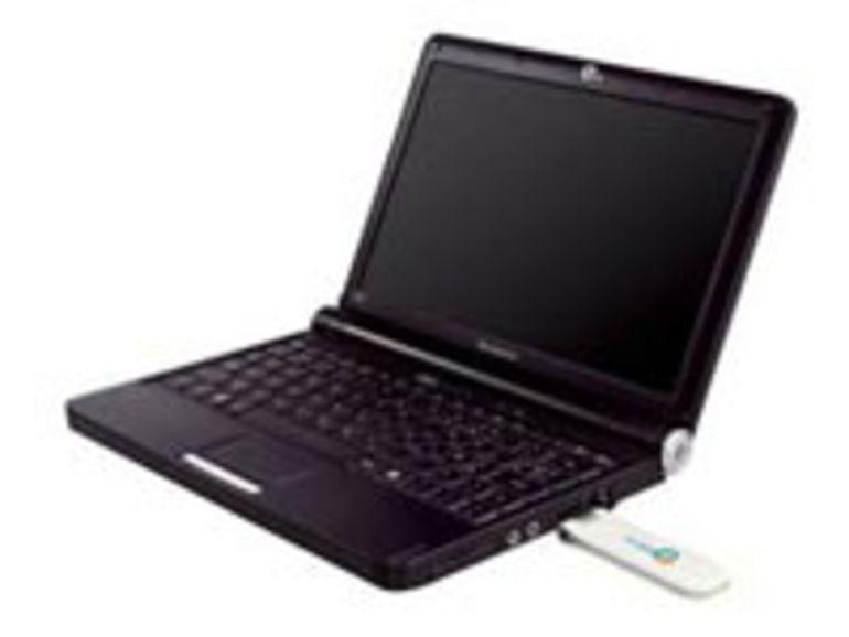 Bouygues choisit le Netbook S10 de Lenovo pour son offre d'Internet mobile