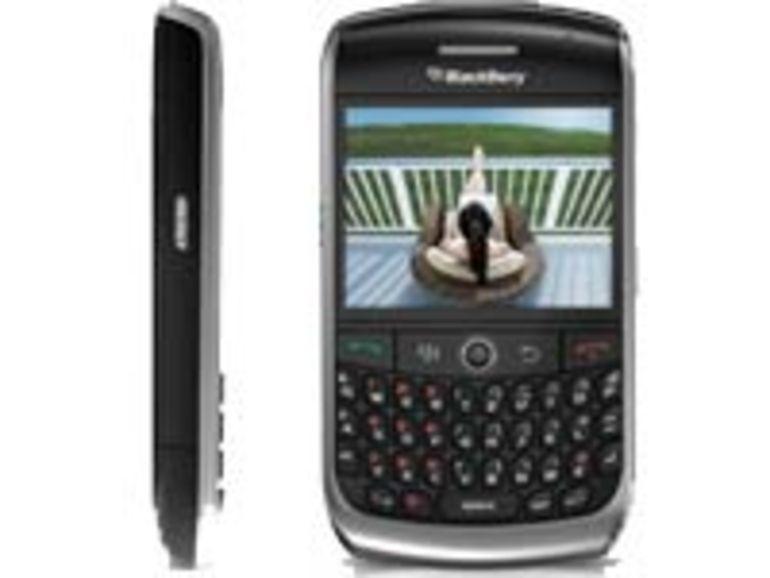 RIM sort le Blackberry Curve 8900
