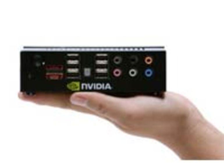 Nvidia va parer les netbooks pour les jeux vidéo et la HD