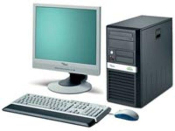 Un PC qui ne consomme rien chez Fujitsu-Siemens