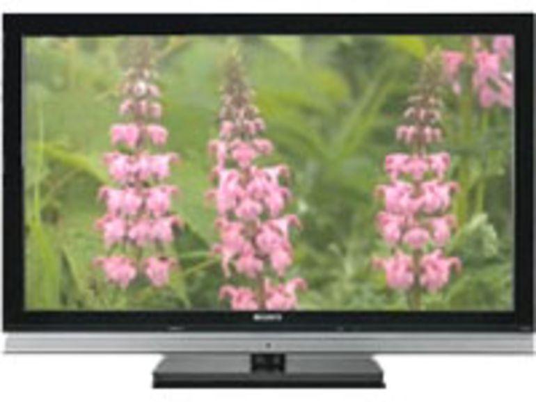 Sony lance des TV LCD intelligentes qui réduisent la consommation électrique