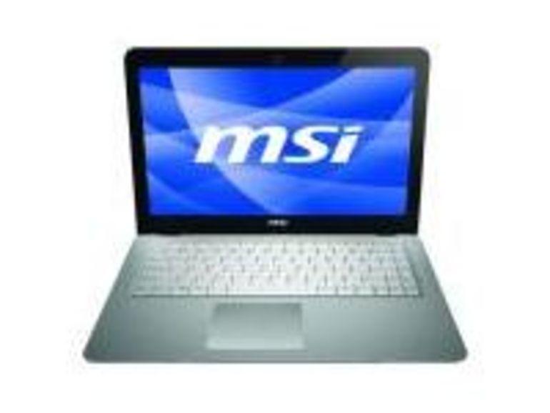 MSI X320 et X340 : les concurrents du MacBook Air entièrement dévoilés