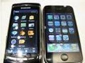 MWC 09 - Prise en main Samsung Player HD I8910