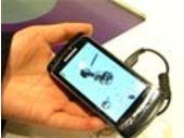 Samsung Player HD : le tactile de Samsung en vidéo