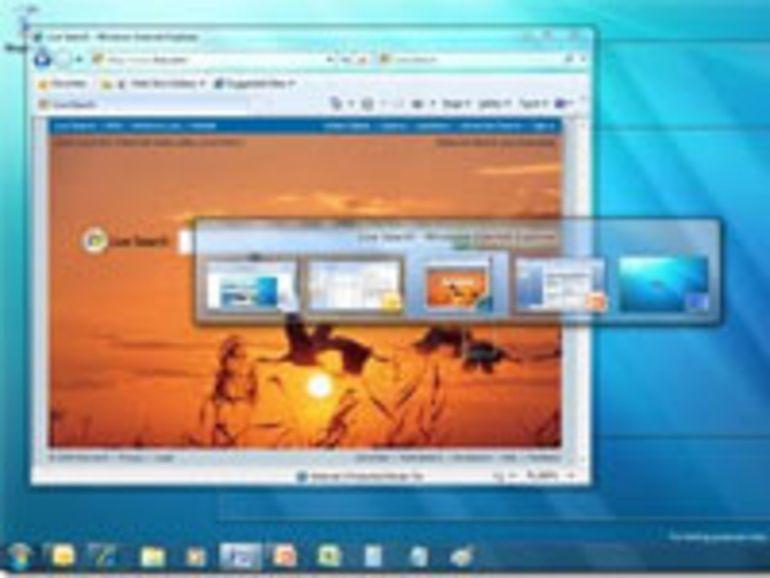 Windows 7 sera prêt dès le début de l'été