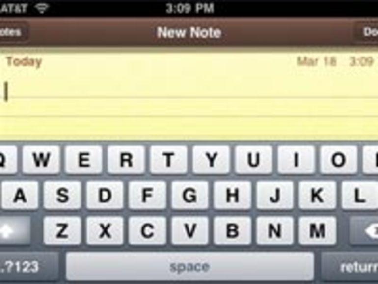 Des premiers ratés pour la mise à jour vers l'iPhone 3.0