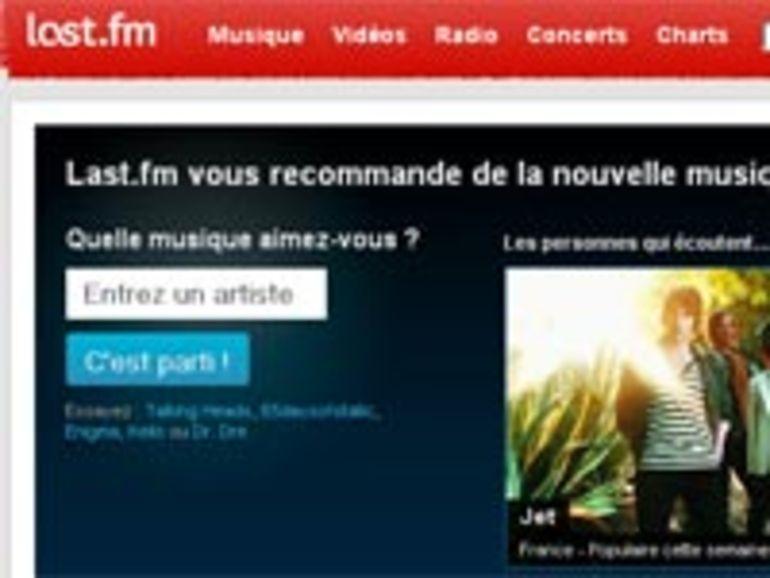 Last.fm passe au modèle payant en France
