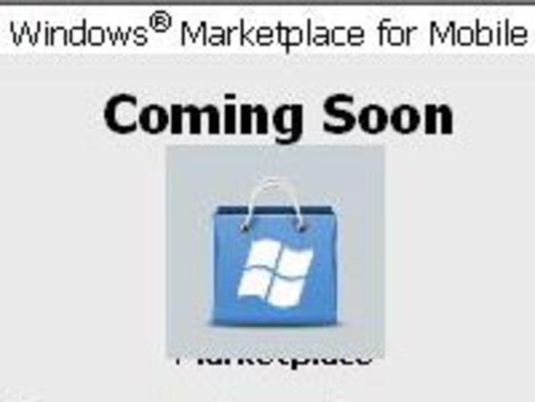 Windows Marketplace Mobile en approche