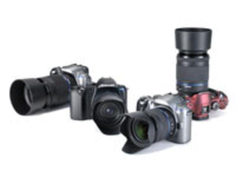 CES 2010 - Samsung dévoile son premier NX : le NX10