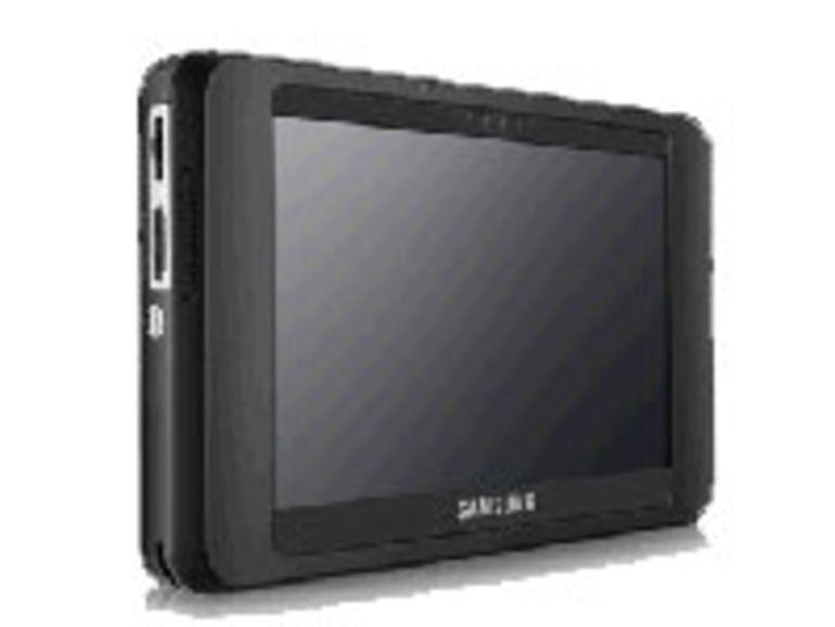 Samsung commercialise son UMPC Q1EX