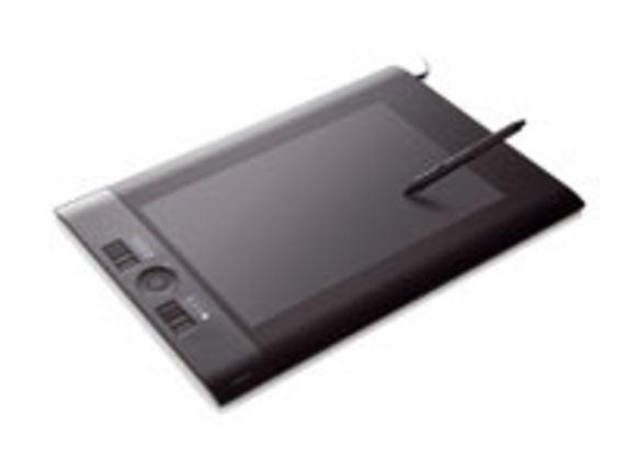 Wacom Intuos4, le géant de la tablette graphique renouvelle sa gamme