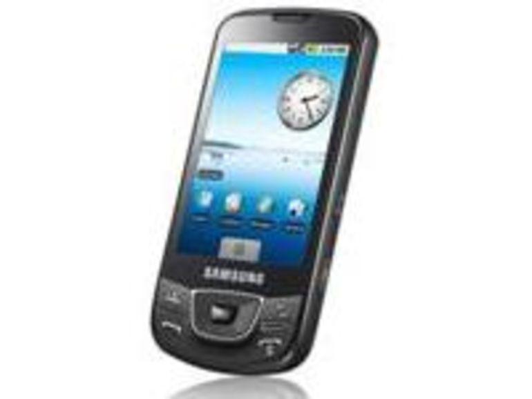 Vidéo de la prise en mains du Samsung i7500 sous Google Android
