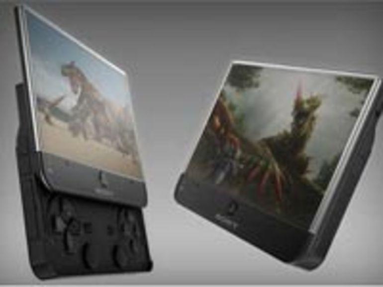 PSP 2 ou PSP 4000 : elle arrive à Noël avec un écran tactile
