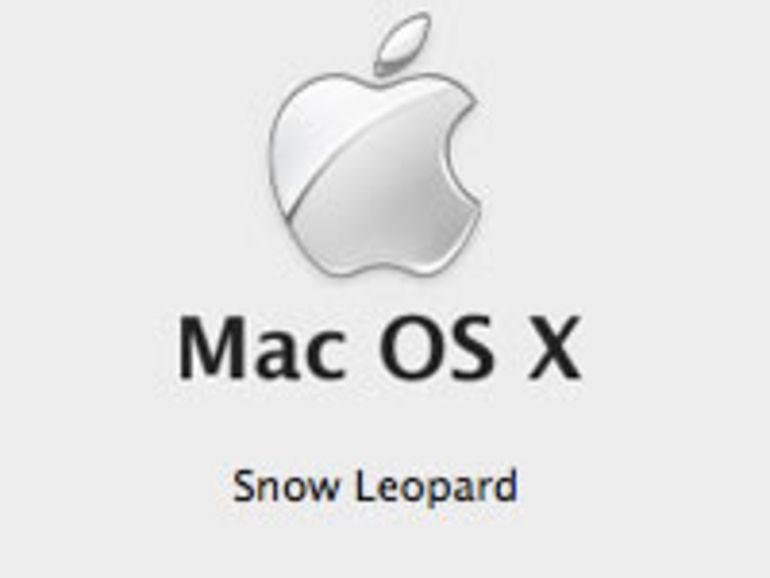 Les partitions Mac reconnues par Windows dans Snow Leopard
