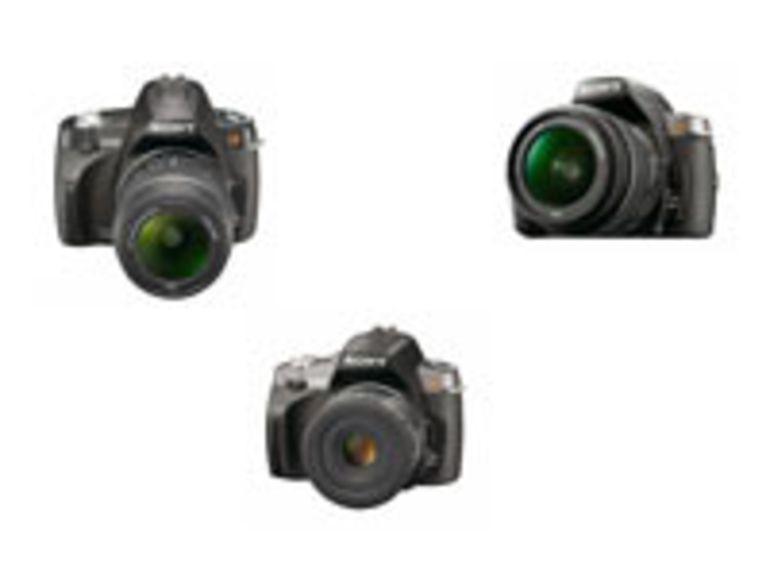 Sony renouvelle sa gamme Alpha de reflex avec les A230, A330 et A380