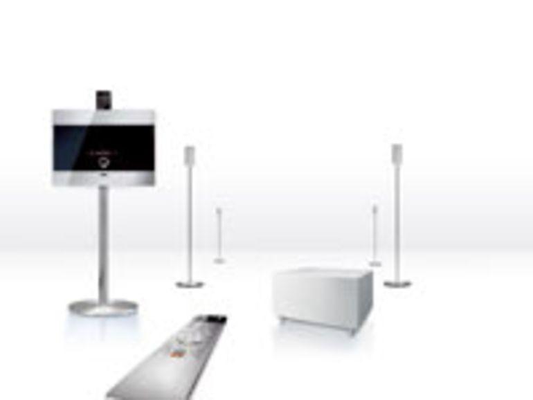 Individual Mediacenter, le système audio multi-pièces de Loewe