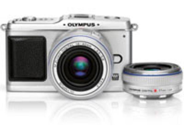 Olympus présente son premier appareil micro 4/3 : le Pen E-P1