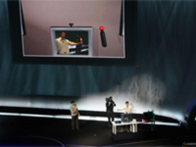 Des détails sur la future manette Motion Controller de la PS3