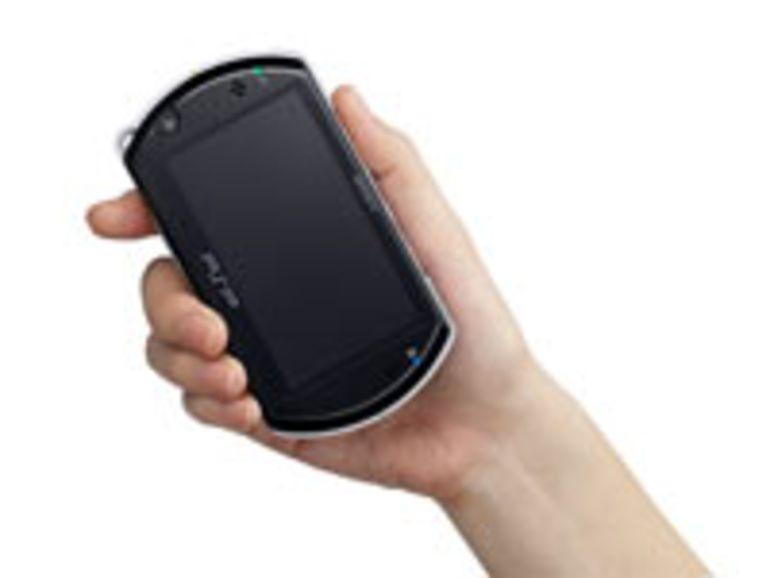 La PSP Go en vente