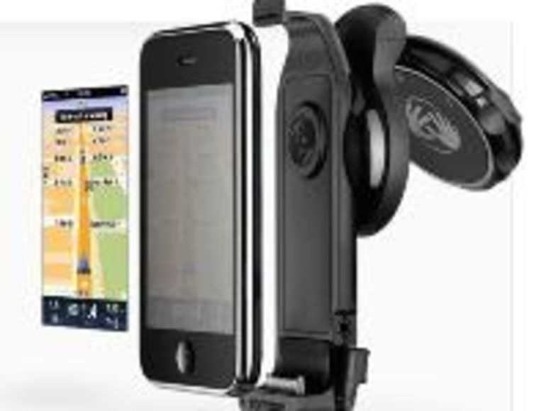 Le support TomTom pour iPhone fait son apparition