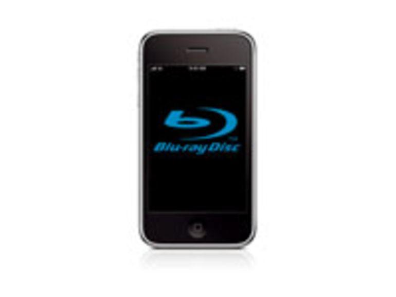 Des bonus Blu-ray sur iPhone et iPod