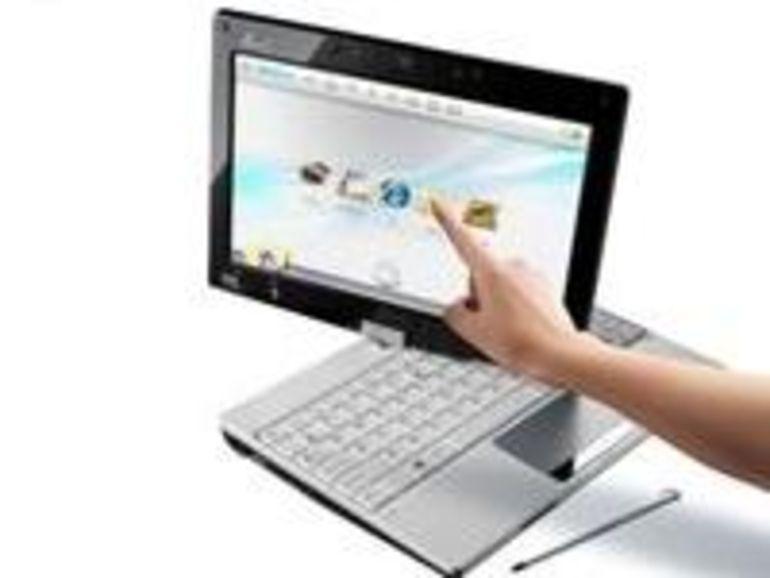 L'Asus Eee PC T91 : test en vidéo du netbook tactile